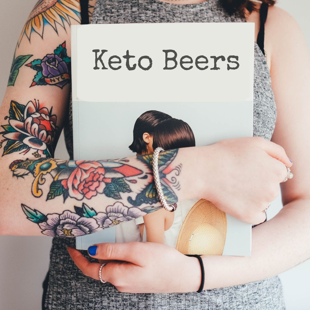 low carb beer keto