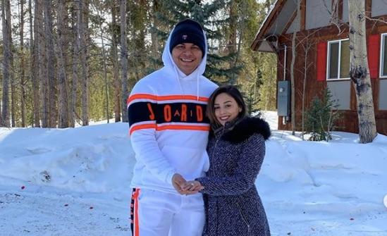 Brusdar Graterol's Girlfriend Allison Genabief Landa