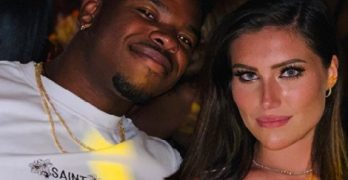 Kayla McCarthy is the gorgeoues girlfriend of NFL player, Damien Harris -a running back currently playing wiht the New England Patriots.