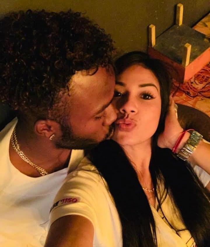 Randy Arozarena's girlfriend Cenelia Pinedo Blanco