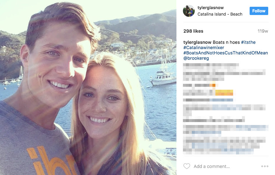 Meet Tyler Glasnow's Model Girlfriend Brooke Register