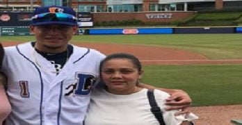 Sobeida Luna is the proud mother of professional baseball player Willy Adames; currently an infielder for the Tampa Bay Rays.