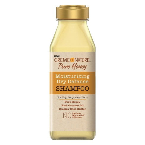 Pure Honey Moisturizing Dry Defense Shampoo by Creme of Nature