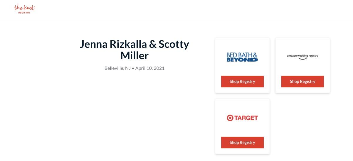 Scotty Miller wife,Jenna Rizkalla,Jenna Miller