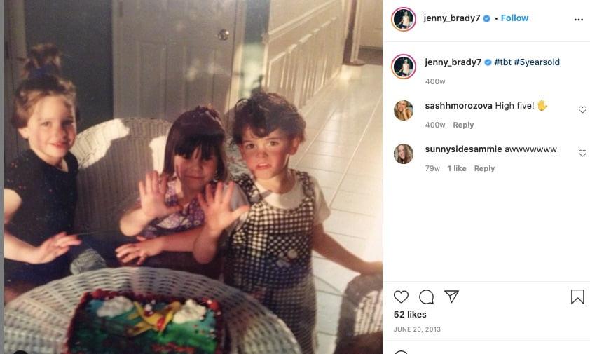 Jennifer brady boyfriend,Jennifer brady sister,jennifer brady mother,Jennifer brady parents,Jennifer brady father