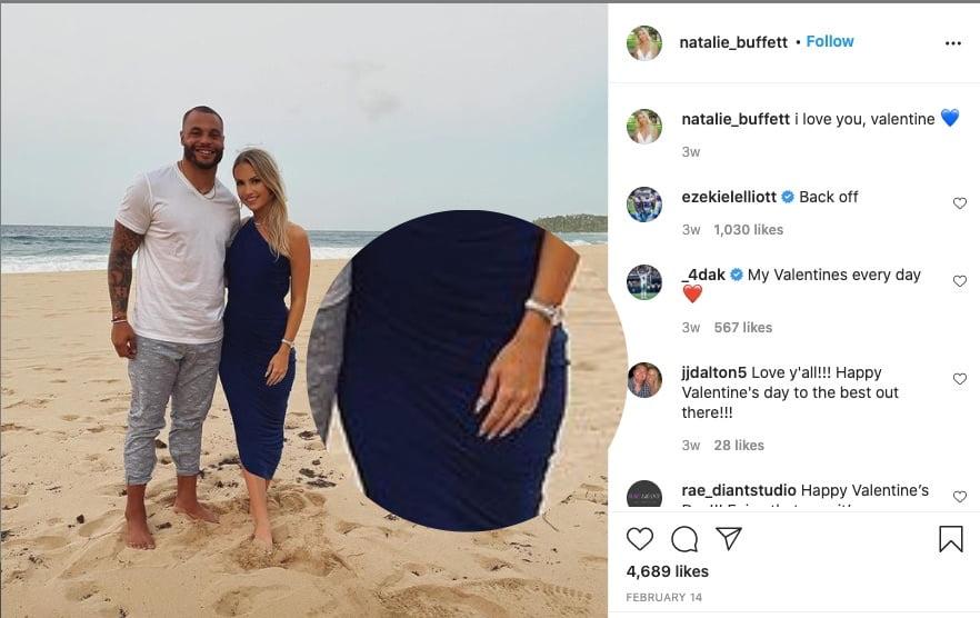 Dak Prescott Net worth,Dak Prescott girlfriend,Natalie Buffett