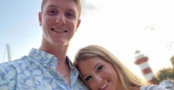Kevin Huerter girlfriend,Elsa Shafer