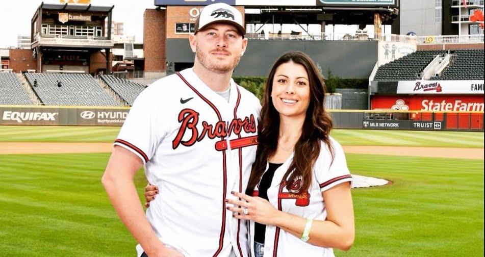 Lauren Matzek,Tyler Matzek wife